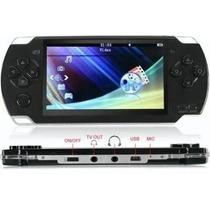 Video Game Portátil Mp3 Mp4 Mp5 Ja Com Muitos Jogos