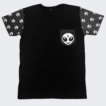 Camiseta Skrillex Dj Dubstep Blusa Moletom Psicodélica Skate