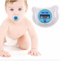 Termômetro Chupeta Digital Infantil 2 Cores Pronta Entrega