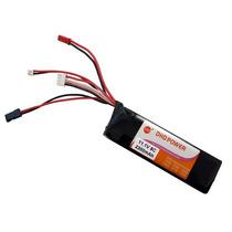 Bateria Controle/transm Devo, Jr, Futaba 2200mah 11.1v 8c