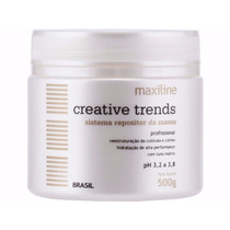 Máscara Repositor De Massa 500 Ml Creative Trends - Maxiline