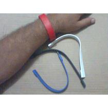 2 Pen Drive 4 Gb 4gb Formato Pulseira Borracha Varias Cores