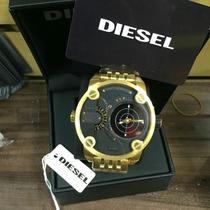 Relogio Diesel, Radar