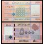 Lebanon Líbano P-new Fe 5.000 Livres 2013