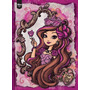 Kit 5 Cadernos Gd Brochurao Ever After High Tilibra Sortido