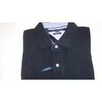 Camisa Polo Tommy Hilfiger Tam Gg Cor Preto Original