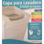 Capa Lavadora Roupa Ge Mabe Mod Original 12/15kg Tamanho G