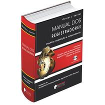 Livro Manual Dos Registradores