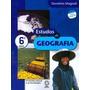 Livros Estudos De Geografia - 6º Ano Atual - Promoção!!!