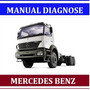 Manual Tecnico Codigos De Falha Diagnostic Caminhão Mercedes