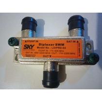 2 Chave Diplexer Swm 950-2200 Mhz Sky - Misturador De Sinal