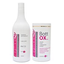 Kit Bo- Tox Selagem 1kg + Shampoo 1l + Frete Gratis+ Brin !