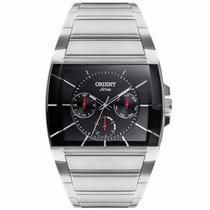 Relógio Orient Masculino Gbssm003 P1sx Quadrado Original