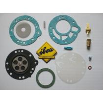 Kit Completo De Membrana Carburador Kart - Ibea 409