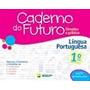 Kit Caderno Do Futuro Ling Por, Mat, Cien, Hist E Geo 1ª Ano