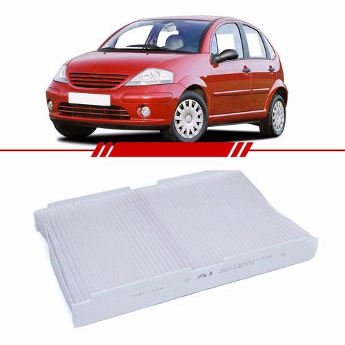 Filtro De Ar Condicionado Citroen C3 03 A 12 C4 06 A 14