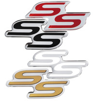 Emblema Resinado Da Grade Corsa Ss Astra Ss - Diadema Sp