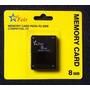 Cartão De Memória 8mb Para Playstation 2 - Memory Card Ps2