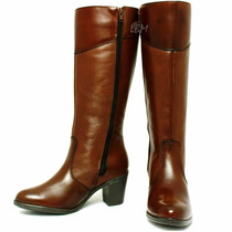 Sapato Feminino Lbm Gladiadora Bota Montaria Outono Inverno