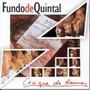 Cd - Fundo De Quintal - Ao Vivo No Cacique De Ramos- Lacrado