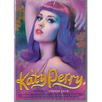 Dvd Katy Perry England London 2010