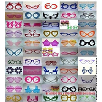 Kit Festa-100 Puls.neon+40 Oculos+20tiaras+ 40 Colar E Frete