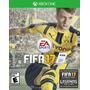 Jogo Fifa 17 Xbox One Midia Fisica Original Lacrado