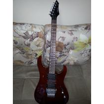 Guitarra Groovin Vermelha