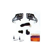 Kit Farol Auxiliar Ford Fiesta, Courier 2000 03 Atm