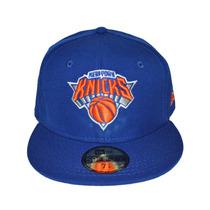 Boné New Era Aba Reta Fechado 5950 Nba New York Knicks
