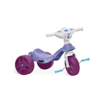 Triciclo Infantil Menina Velotrol Motoca Frozen Bandeirante