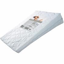 Travesseiro Anti Refluxo Impermeável + Capa Matelasse Ziper
