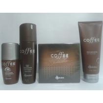 Kit Coffee Man Seduction Com 4 Produtos O Boticário