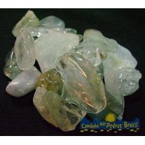 Água Marinha Unid. 2cm Pedra Gema Natural Polida P/ Coleção