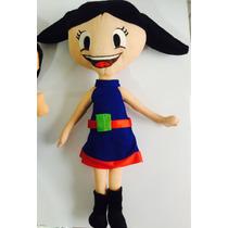 Boneca Luna Pelúcia
