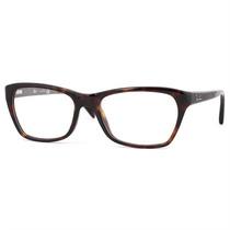 Armação De Óculos De Grau Tartaruga Ray Ban Retrô