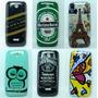 Capa Case Nokia Lumia Asha 225 N225 Tematicas + Pelicula