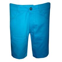Bermuda Jeans Calvin Klein Azul Claro Ck33