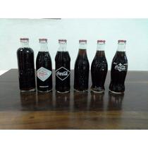 Coca Cola Antiga Set Com 6 (reprodução)