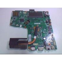 Kit Placa Mãe+processador Positivo Sim+ 365 390 Unique N4140