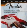 Encordoamento Fender 010 C\ Banho Níquel-st3050r-shopmix2009