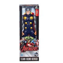 Boneco Thor Hasbro 30 Cm Marvel Vingadores Incrivel Avengers