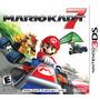 3ds Mario Kart 7 [usado]