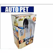 Escova De Limpeza De Pelos Cachorro/ Gatos Auto Pet Shaver