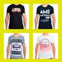 Kit 2 Camisetas - John John, Osklen, Sergio K