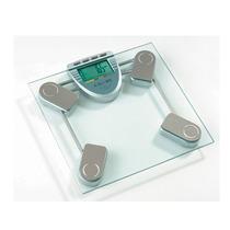Balança De Banheiro Academia Digital C/ Taxa De Gordura