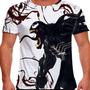 Camiseta Homem Aranha Venom Masculina