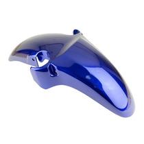 Paralama Dianteiro Azul Honda Cbx250 Twister
