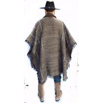 Pala Artesanal Feito Em Lã De Ovelha Poncho Rodeio