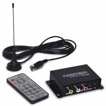 Modulo Faaftech Receptor De Tv Digital Automotivo